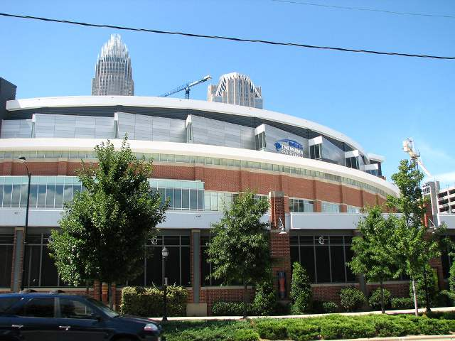 Time Warner Cable Arena: Home of the Charlotte Bobcats